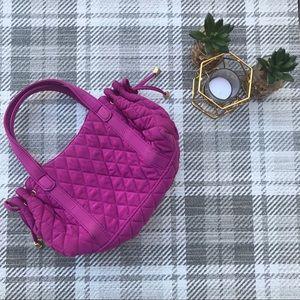 Vera Bradley Quilted Pink Handbag